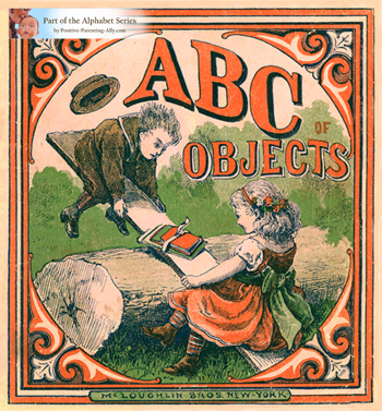 ABC of Objects from 1880