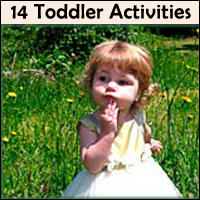 Activities for toddlers.
