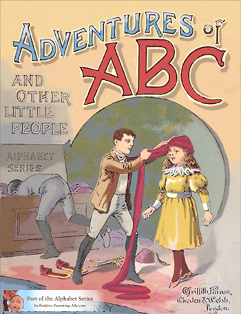 Adventures of ABC and Other Little People from 1880