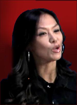 Photo of Amy Chua, Tiger Mom