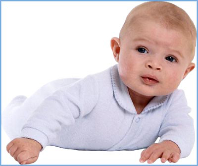 By the 4th month your baby may be able to lift head and chest from belly position.