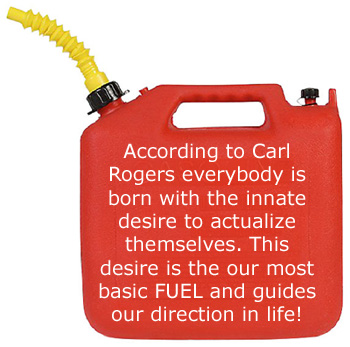 the self concept theory of carl rogers