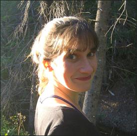 Portrait of parent coach Christina Fletcher