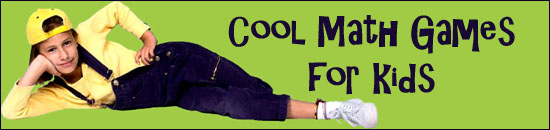 Cool math games for kids to enjoy learning math - cool girl with cap lying down.