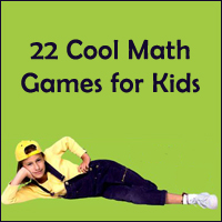 Cool math games for kids.