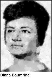 Photo of Diana Baumrind.