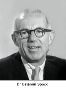 Portrait of Dr. Benjamin Spock