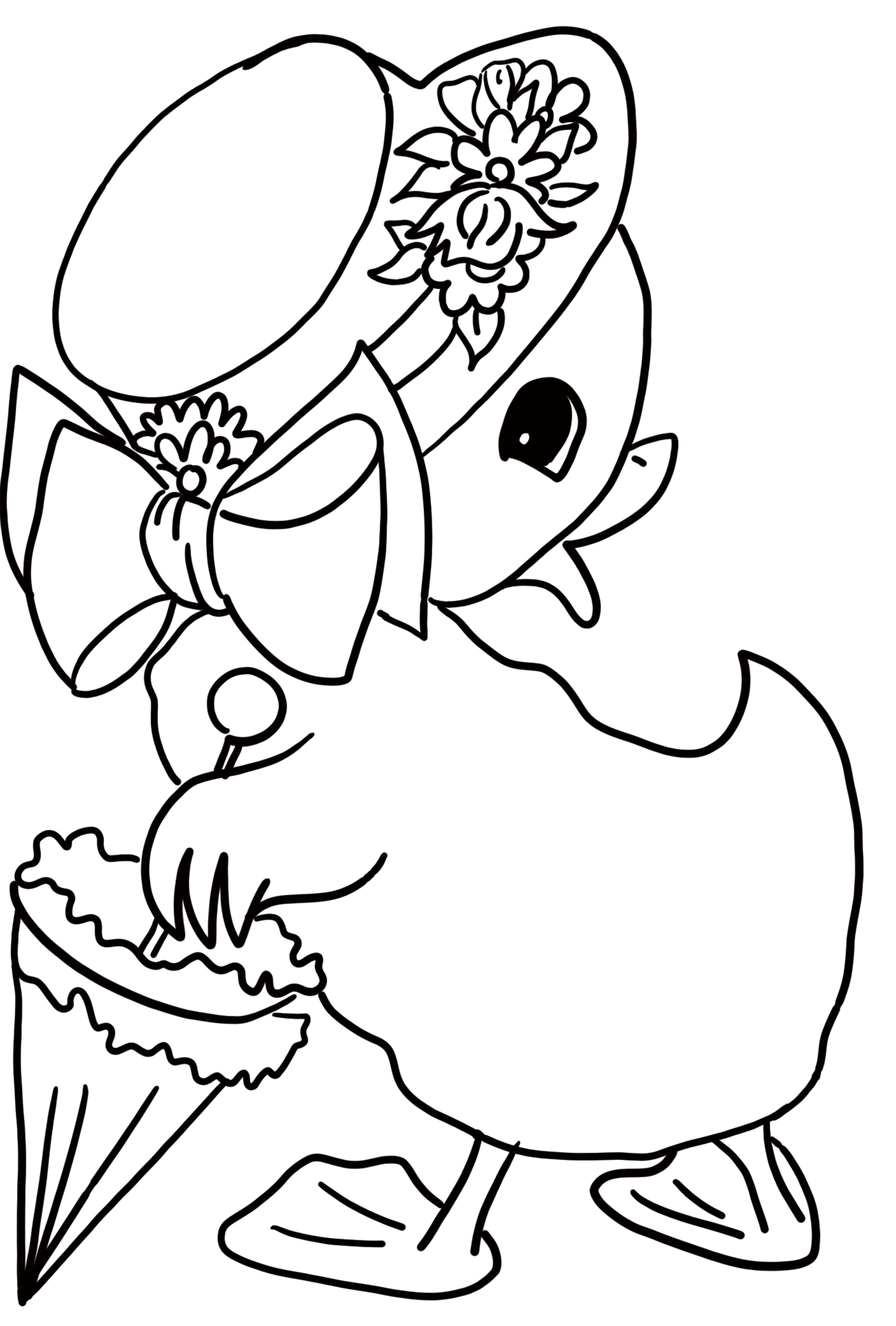 Free Easter Coloring Pages for Kids: High Printing Quality