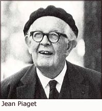 Jean Piaget's theories.