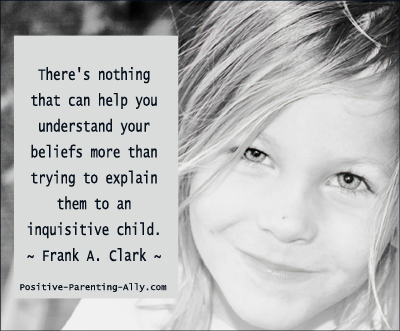 Quote on children and beliefs by Frank A. Clark