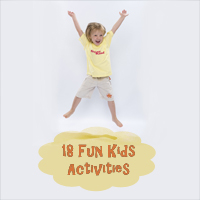 Fun kids activities.