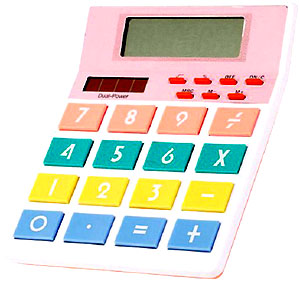 Fun addition math games: kids calculator