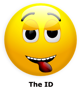 The ID as smiley
