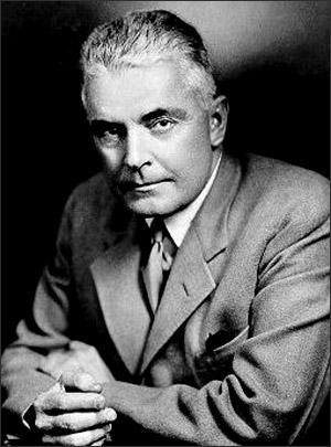 An older John B Watson photo.