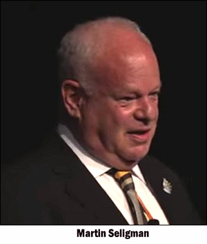 Portrait of Martin Seligman