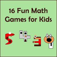Math for kids.