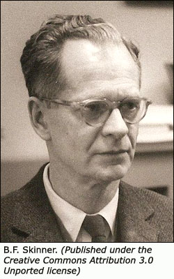 B. F. Skinner also contributed with parenting experts theories.