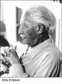 Erik Erikson is also one of our time's greatest parenting experts on child develoment theory.