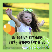 party games for kids.