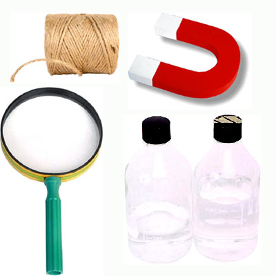 Make your own cheap science kit for kids at home for them to make fun science experiments for kids.