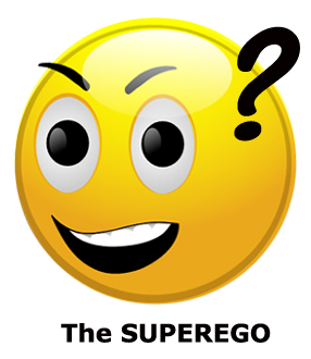 The superego as smiley