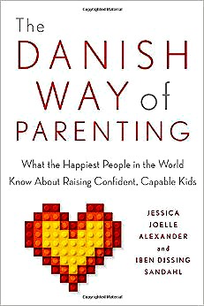 Parenting book: The Danish Way of Parenting.