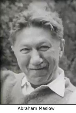 biography of abraham maslow essay In the summer of 1962, abraham maslow was driving through heavy fog on   most of us see life as a striving to get this or that, whether it be material things or.