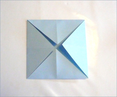 Origami fortune teller step 4. height=
