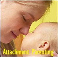 Attachment parenting.