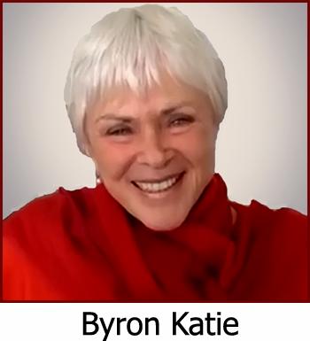 Portrait of Byron Katie