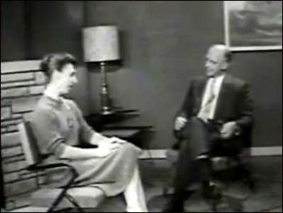 Carl Rogers therapy from 1960