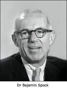 Portrait of Dr. Benjamin Spock