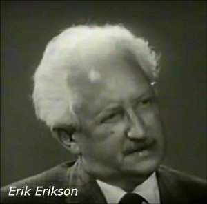 Protrait of Erik Erikson