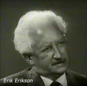 Protrait of Erik Erikson