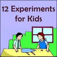 Experiments for kids.