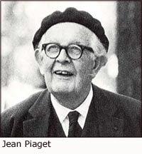 Jean Piaget's theories.