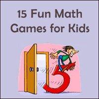 Fun math games for kids.