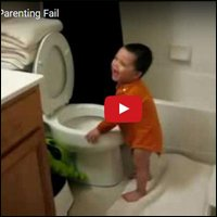 Funny parenting tip