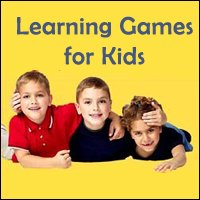 Learning games for kids.
