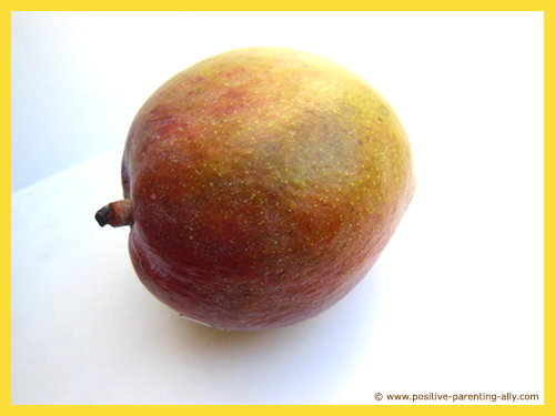 Picture of ripe mango