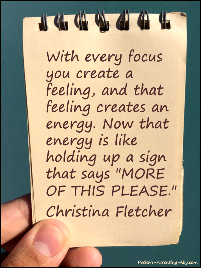 Law of attraction sign: More of this please.