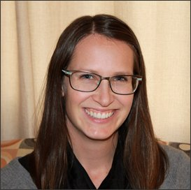 Photo portrait of child therapist Megan Stonelake