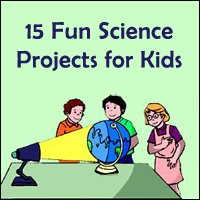 Science projects for kids.