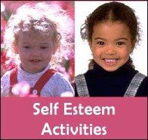 Self esteem activities.
