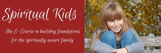 Spiritual courses for parents by parent coach Christina Fletcher.