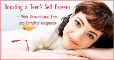 Children Self Esteem Stories: About How a Teen Can Make or Break Self-Esteem