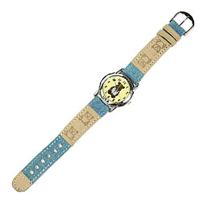 Child development stages: Telling the time with kid wrist watch