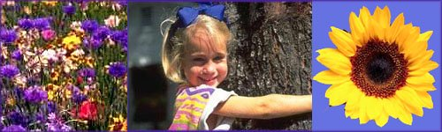Positive parenting - cute picture of happy girl hugging tree